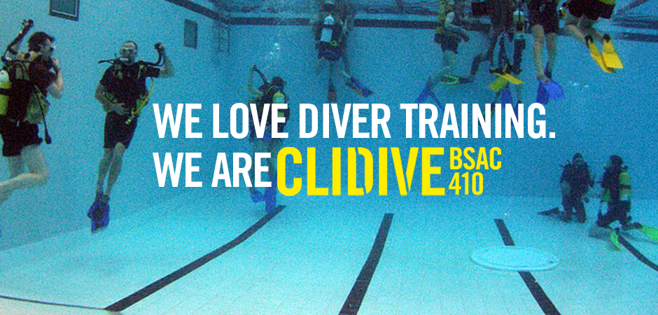 WE LOVE DIVER TRAINING