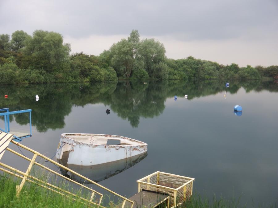 The lovely Gildenburgh Water