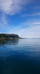 wall of eigg
