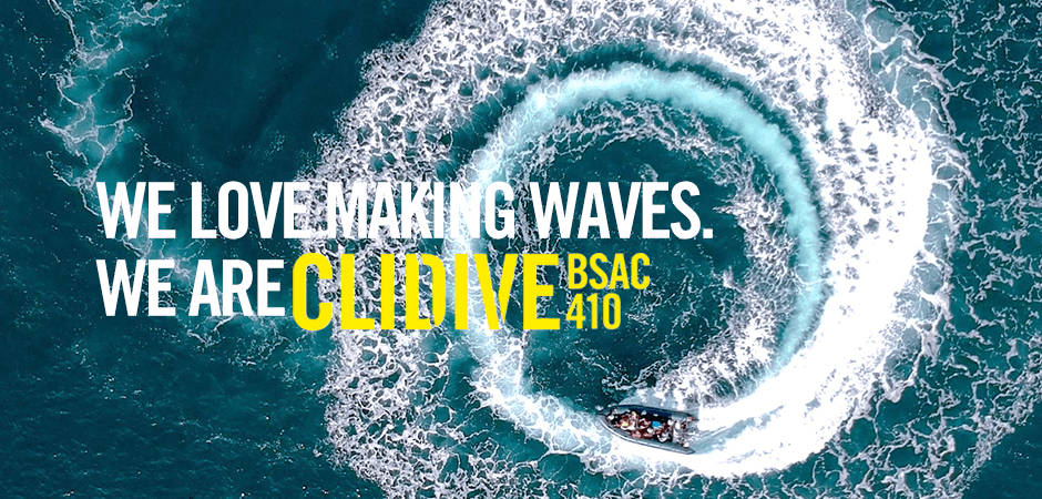 WE LOVE MAKING WAVES